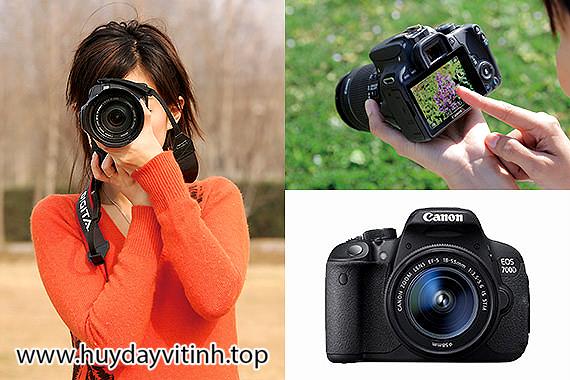 bài học 1 sự quyến rũ của máy ảnh dslr