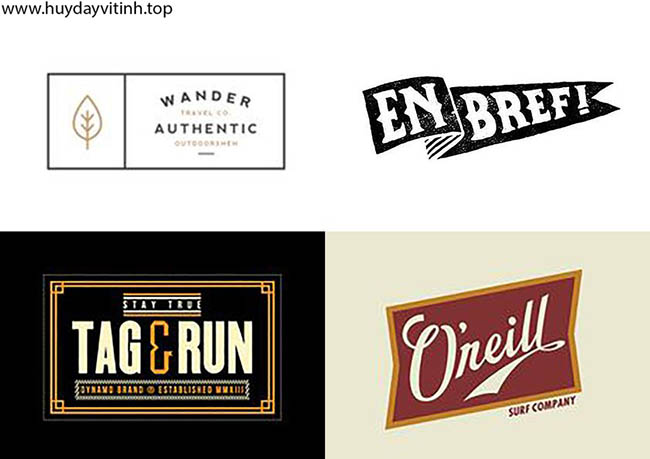 xu hướng thiết kế logo dành cho doanh nghiệp 6