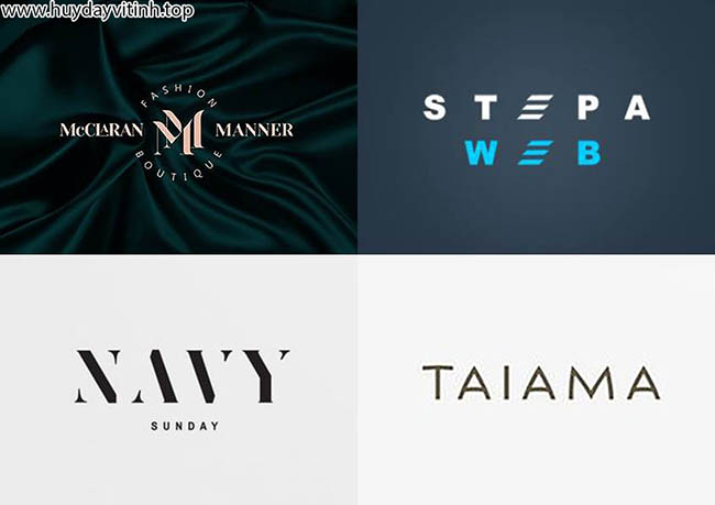 xu hướng thiết kế logo dành cho doanh nghiệp 8