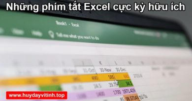 phim-tat-trong-excel